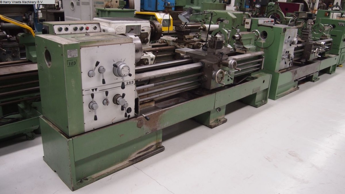 used Center Lathe PADOVANI LABOR E255