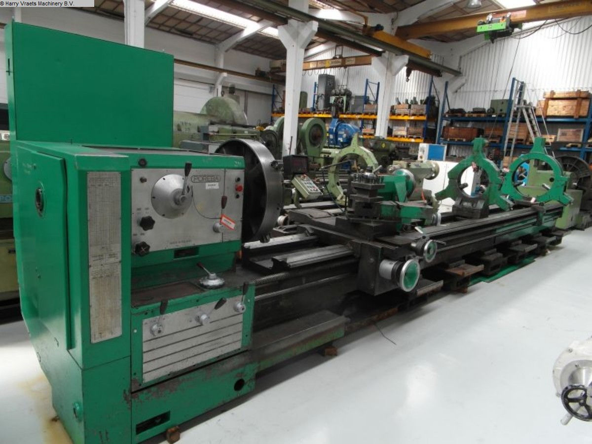 used Center Lathe POREBA TPK 90