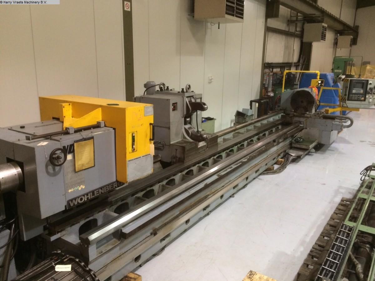 gebrauchte  Drehmaschine - zyklengesteuert WOHLENBERG PT1 U1070 S111