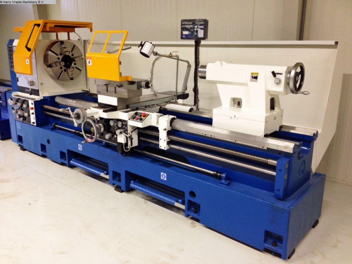 used Center Lathe MONDIALE NORDIC 860
