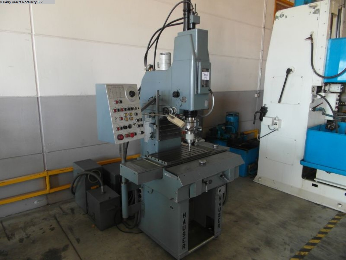 used Grinding machines Jig Grinding Machine HAUSER 3SM DR