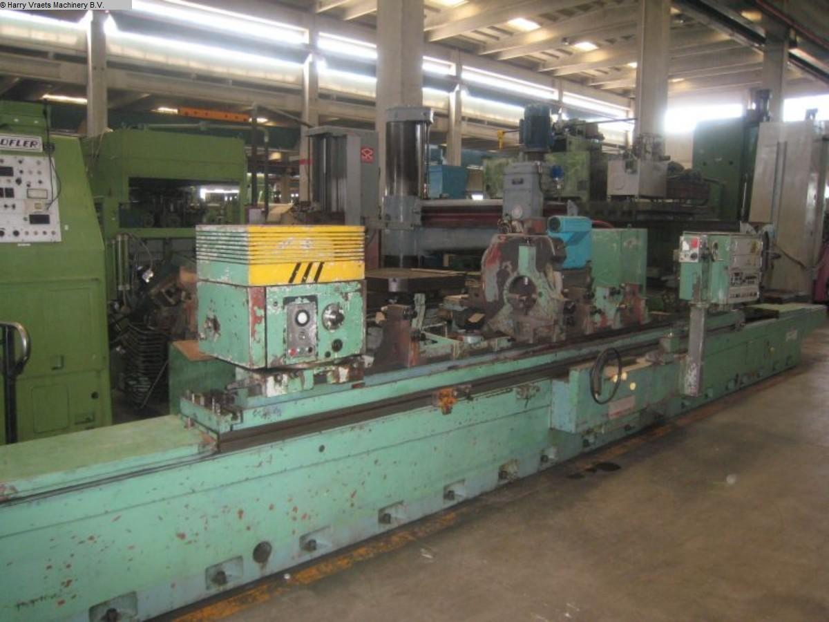 gebrauchte Schleifmaschinen Rundschleifmaschine TOS BUC63A