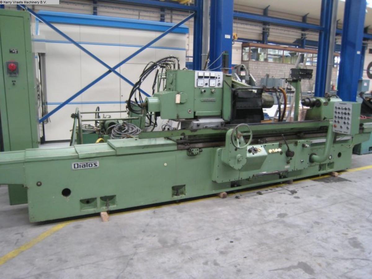 gebrauchte Rundschleifmaschine WENDT Diatos 602
