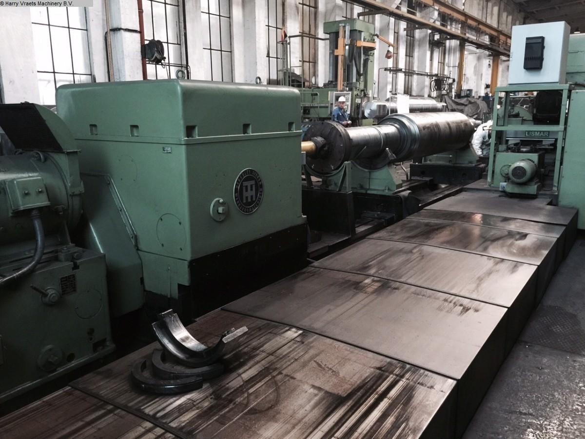 gebrauchte Schleifen, Bürsten, Polieren, Strukturieren Walzenschleifmaschine HERKULES UWS 450