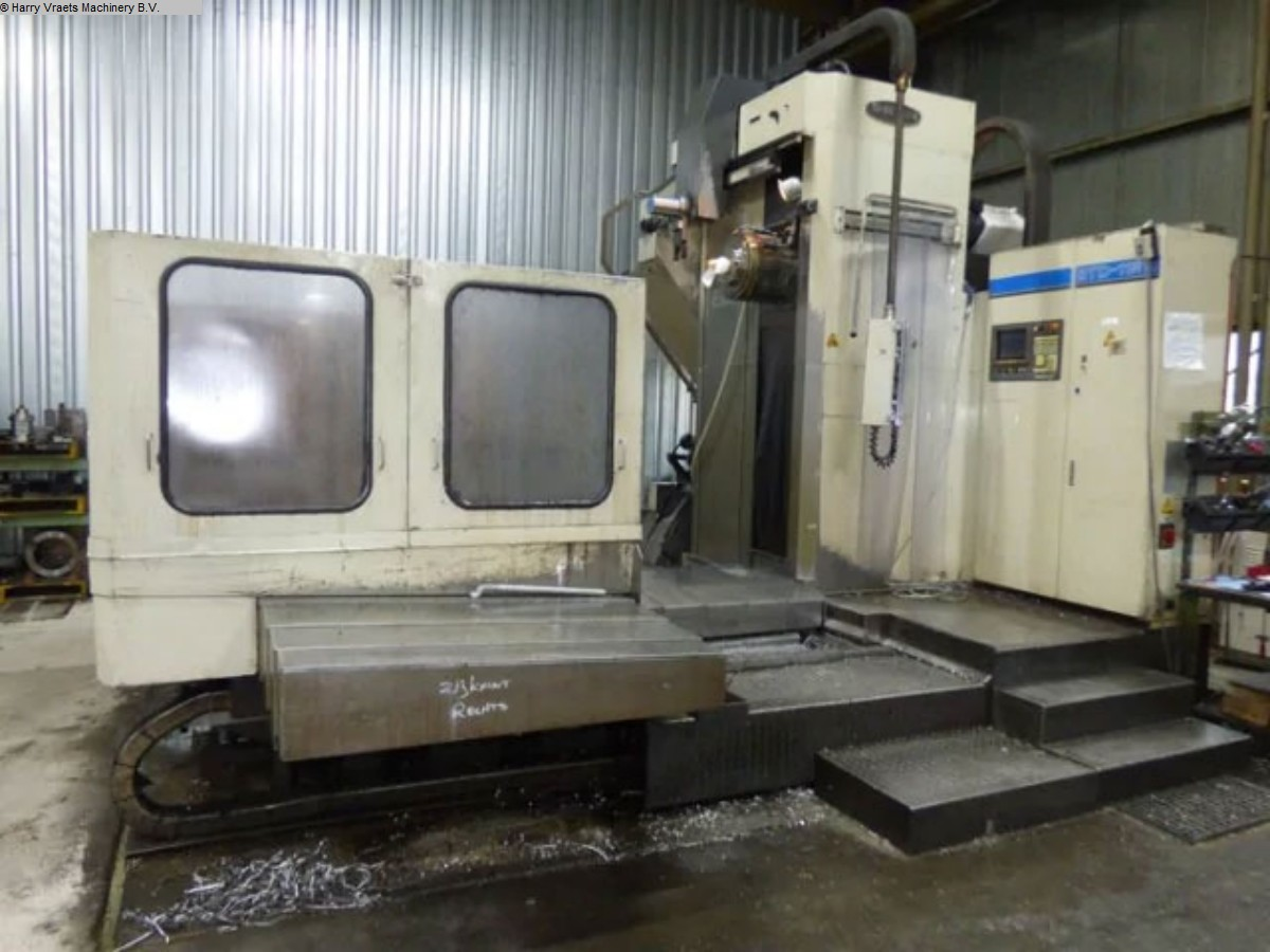 used Boring mills / Machining Centers / Drilling machines Table Type Boring and Milling Machine TOSHIBA BTD-110R16
