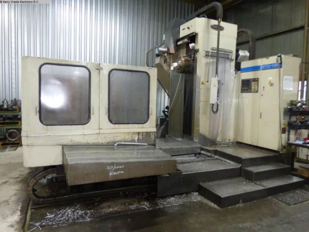 gebrauchte Bohrwerke / Bearbeitungszentren / Bohrmaschinen Tischbohrwerk TOSHIBA BTD-110R16
