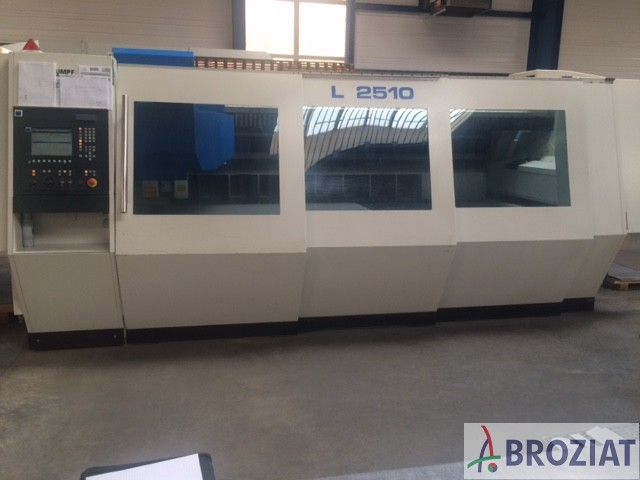 used machine Laser Cutting Machine TRUMPF TC L 2510
