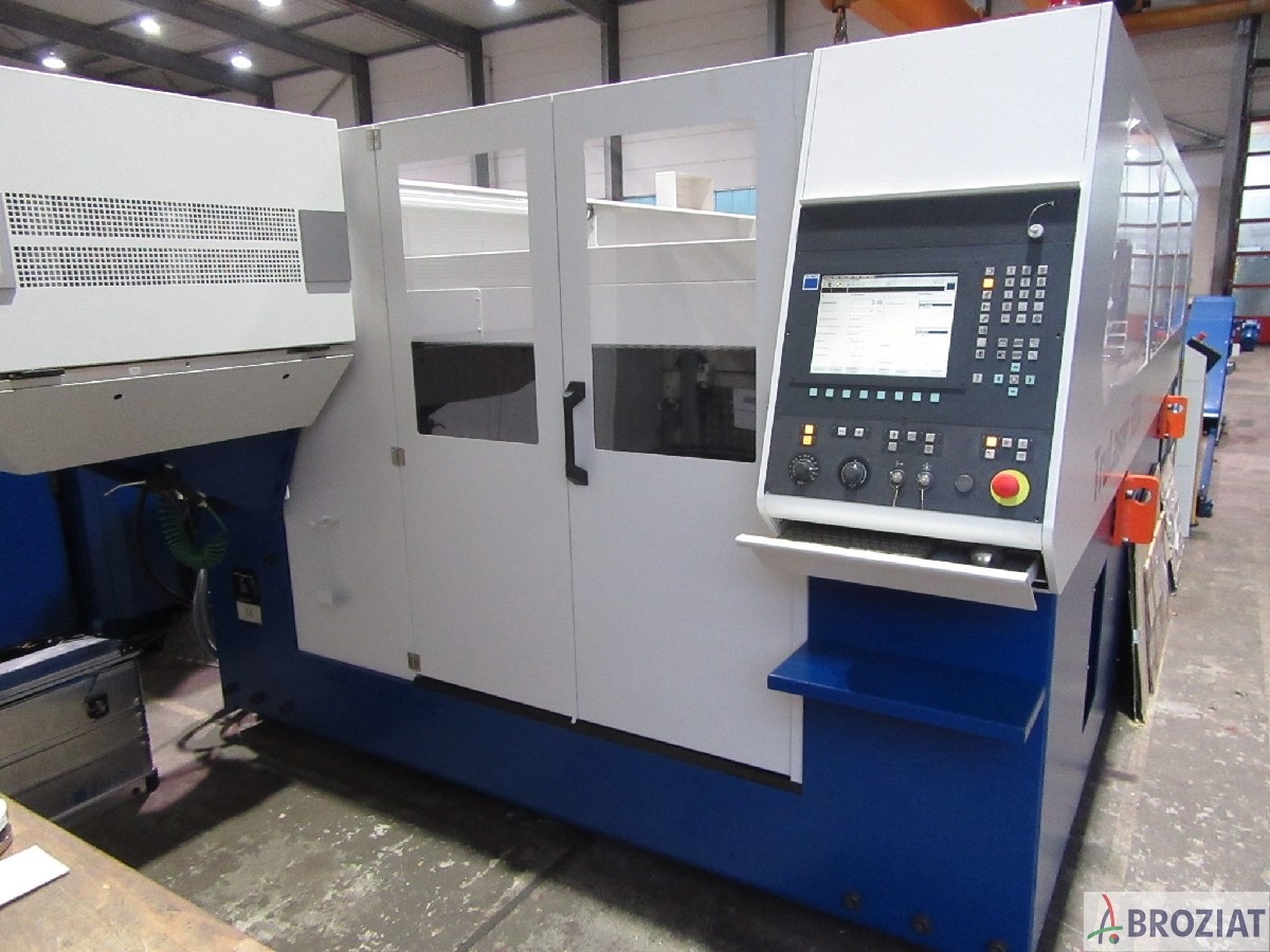 used machine Laser Cutting Machine TRUMPF TruLaser 3030