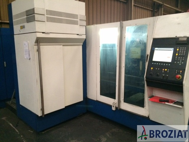 used machine Laser Cutting Machine Trumpf TC L 3050 (L06)