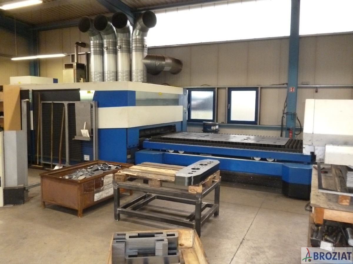 used machine Laser Cutting Machine TRUMPF TruLaser 5030 (L16)