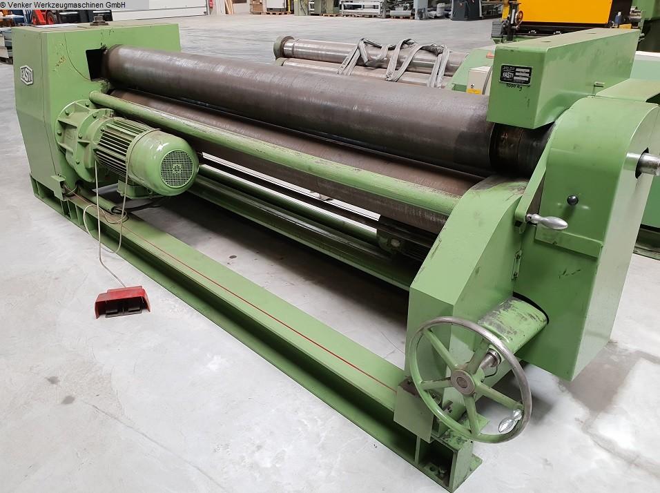 gebrauchte Maschine Blechbiegemaschine - 3 Walzen FASTI 109-30-10