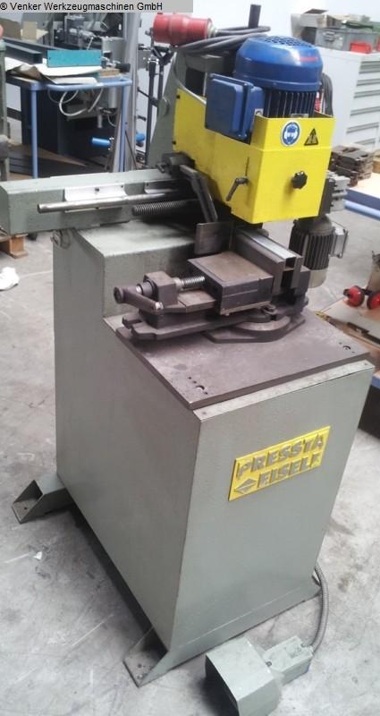 gebrauchte Maschine Ausklinkfräsen für den Fensterbau PRESTA-EISELE AF 200 ST