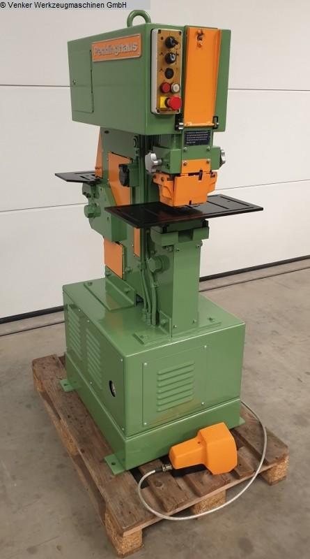 gebrauchte Blechbearbeitung / Scheren / Biegen / Richten Profilstahlschere PEDDINGHAUS Peddiworker 500