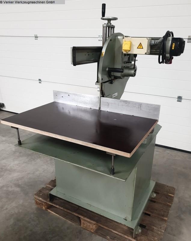 używane Produkcja okien: PCV Piła radialna GRAULE ZS 200