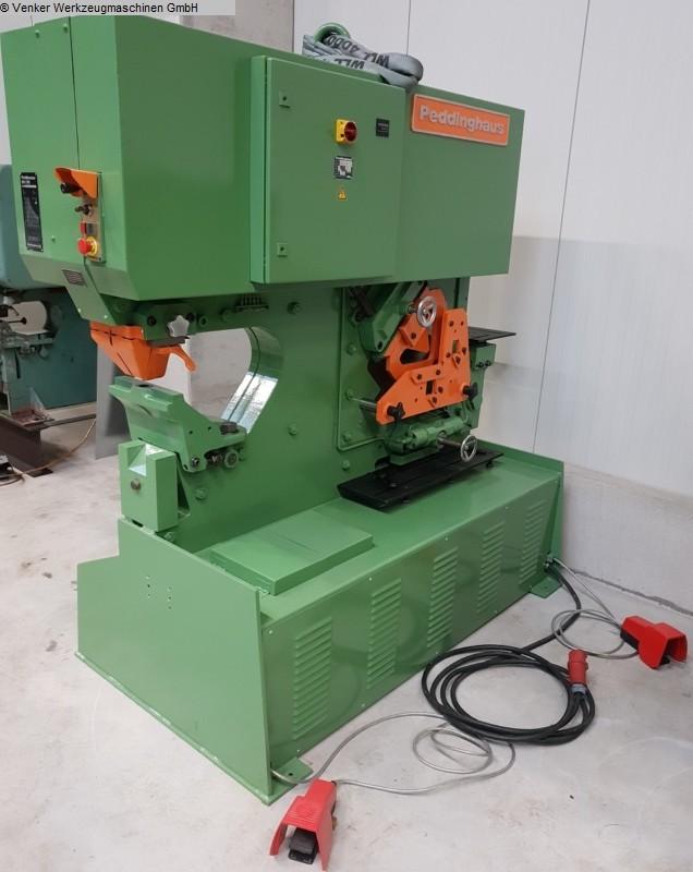used Sheet metal working / shaeres / bending Section Steel Shear PEDDINGHAUS Peddimaster 110/170