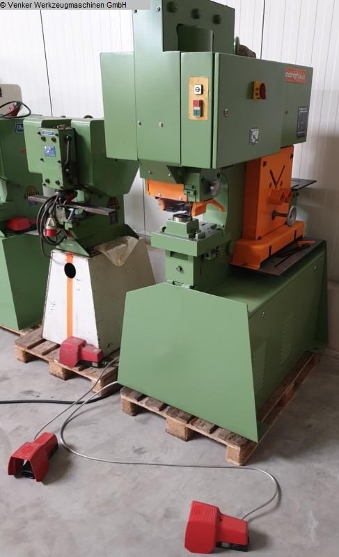 used Sheet metal working / shaeres / bending Section Steel Shear PEDDINGHAUS Peddimax 600
