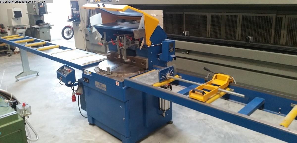 gebrauchte  Kreissägen für Alu, Kunststoff, Holz EMMEGI 550 SCA