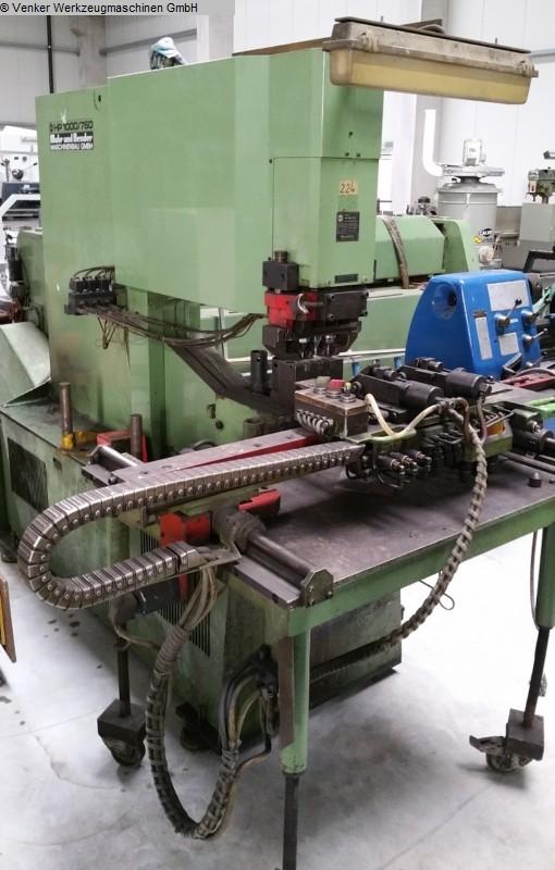 gebrauchte  Lochstanzen MUBEA HP 1000