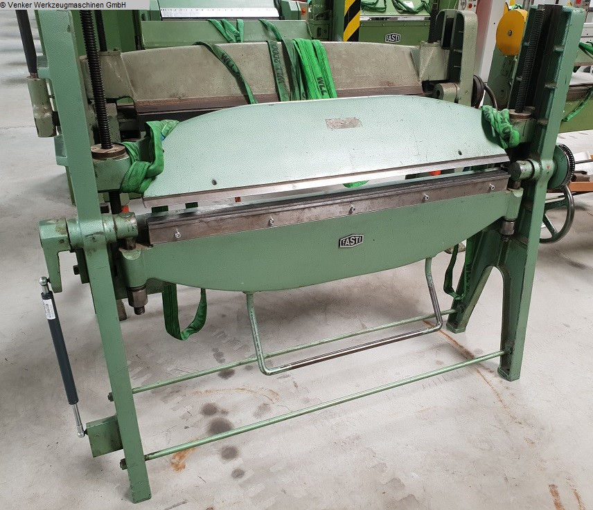 used  Folding Machine FASTI 204-12-1,75