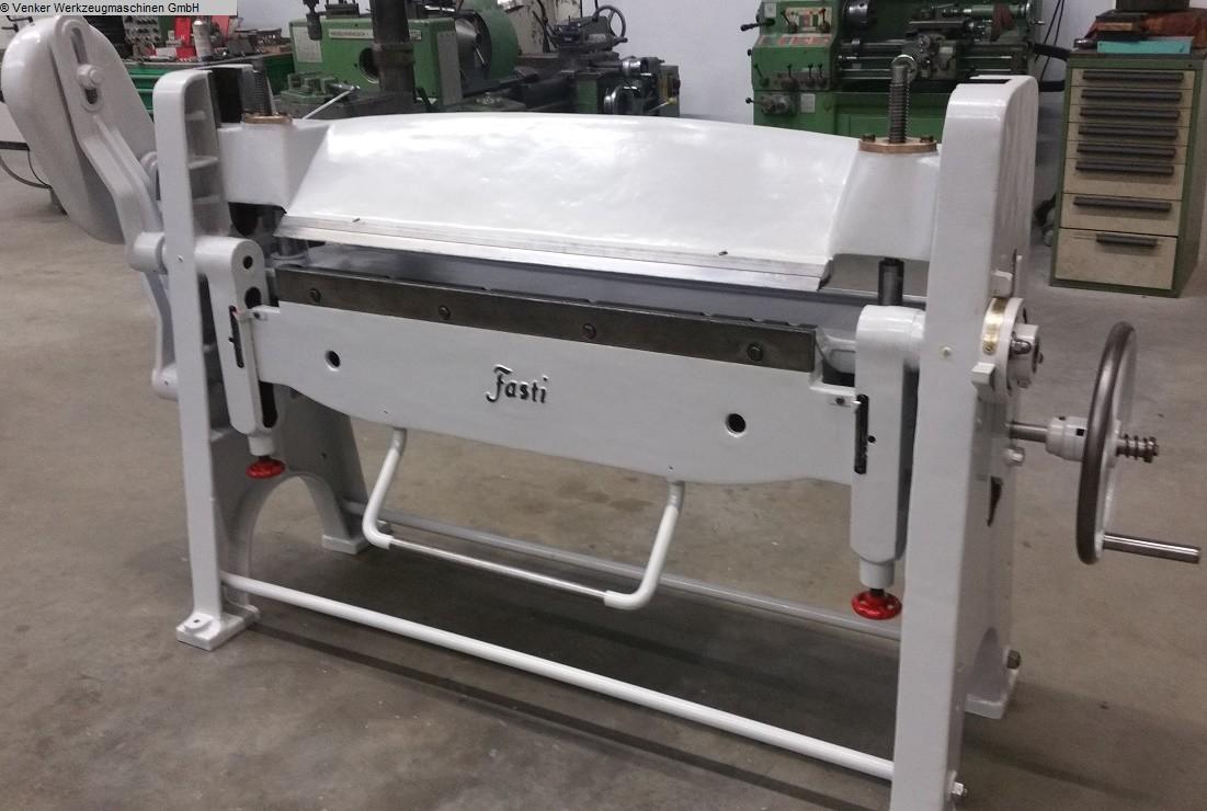used  Folding Machine FASTI 206-12-2,5