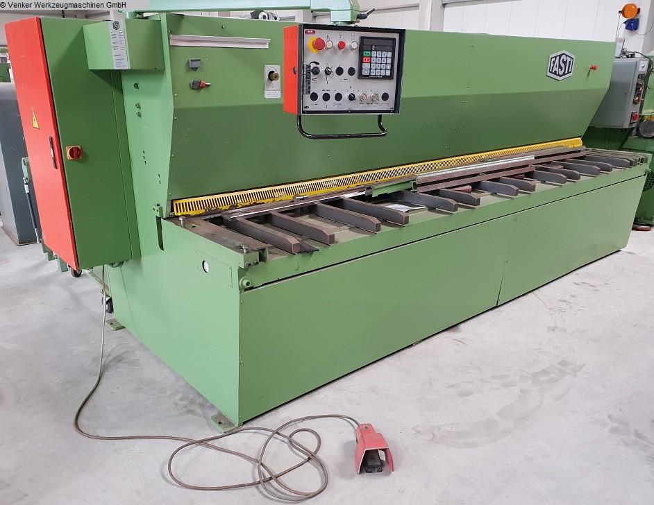 used  Plate Shear - Hydraulic FASTI 509-40-4