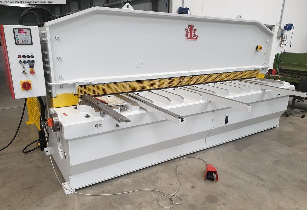 used  Plate Shear - Hydraulic LOTZE 264.3000 x 8