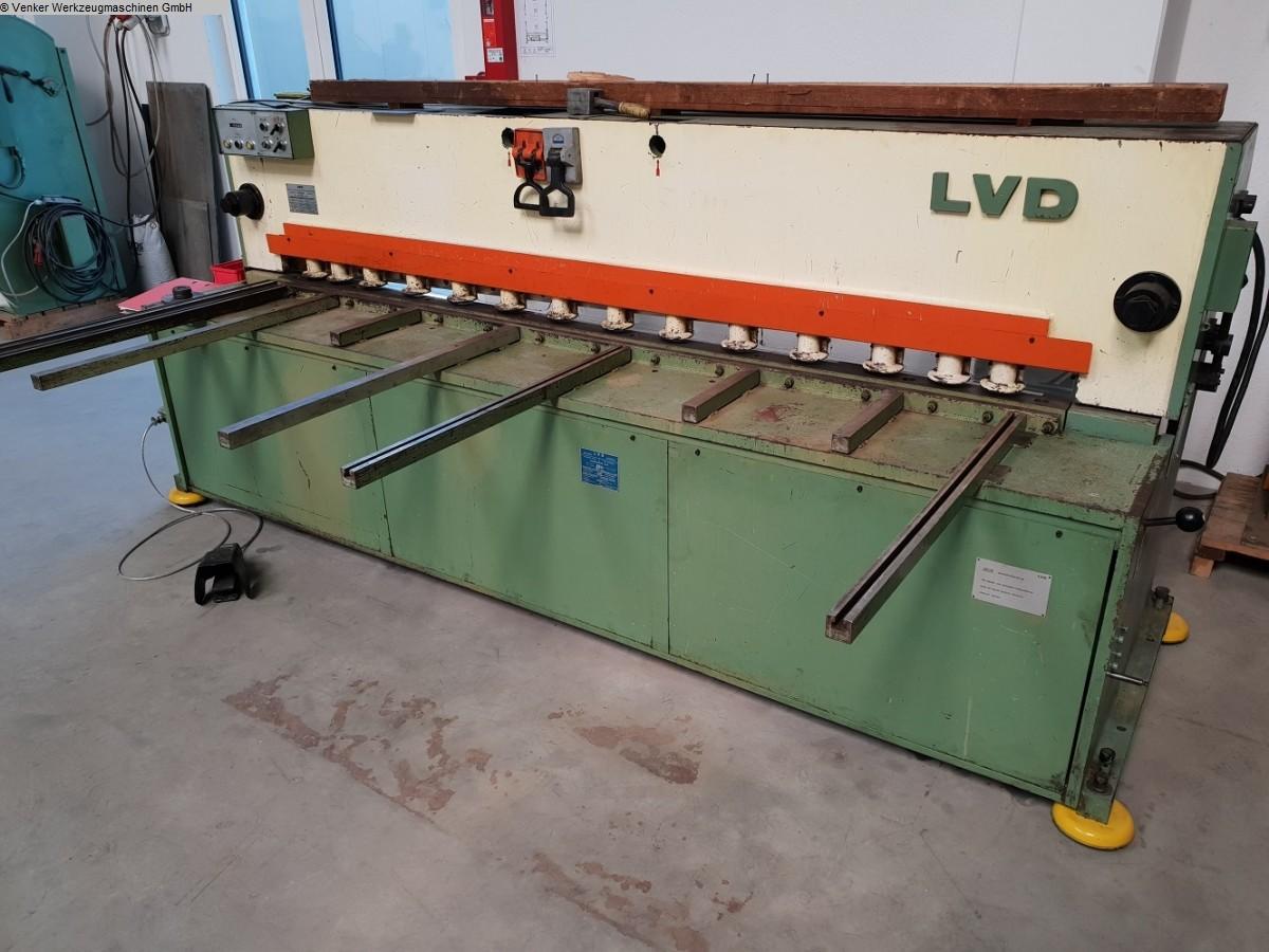 used  Plate Shear - Hydraulic LVD MV 25 - 4