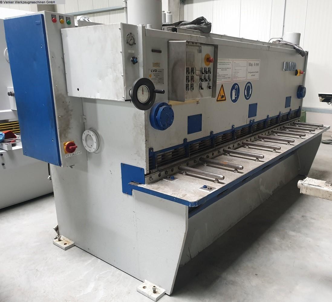 used  Plate Shear - Hydraulic LVD MVS 31-8