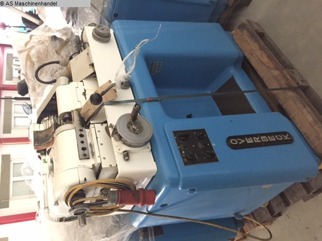 used Cylindrical Grinding Machine - Universal OVERBECK ZETTO 30