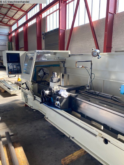 used  Lathe -  cycle-controlled VDF-BOEHRINGER DUS 560