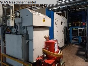 used  Machining Center - Double Column-Vert HÜLLER-HILLE NBH 110