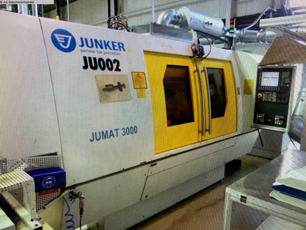 gebrauchte Schleifmaschinen Rundschleifmaschine JUNKER Jumat 3000/50