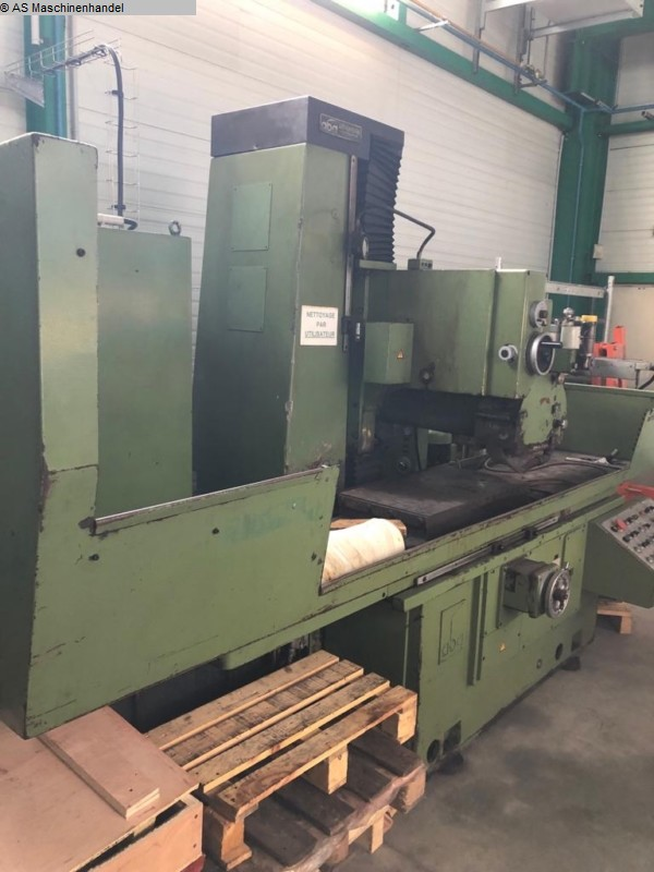 used Grinding machines Surface Grinding Machine ABA FFU 750/50