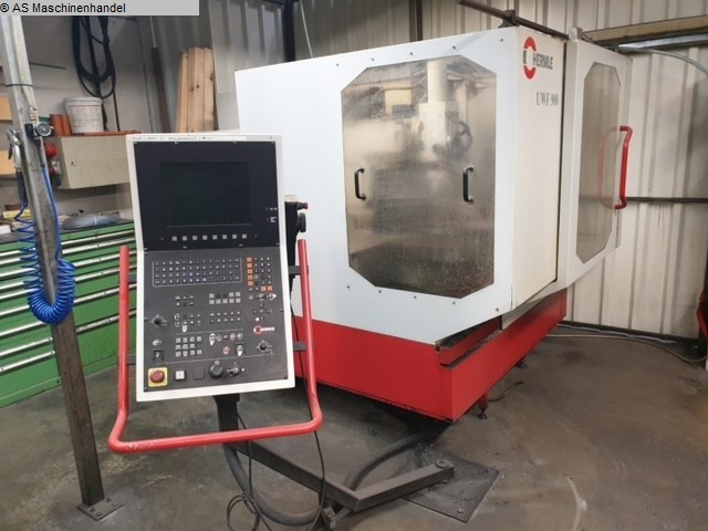 used Milling machines Milling Machine - Vertical HERMLE UWF 900