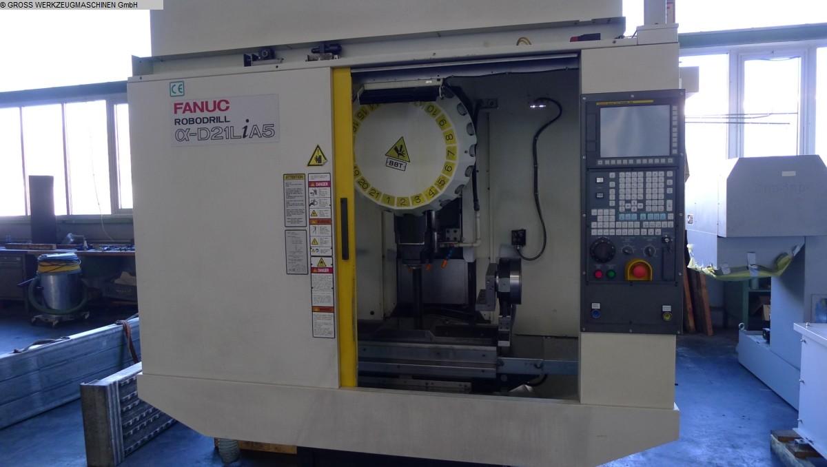 gebrauchte Maschine Bearbeitungszentrum  5 Achs MATSUURA MAM 72-25  V