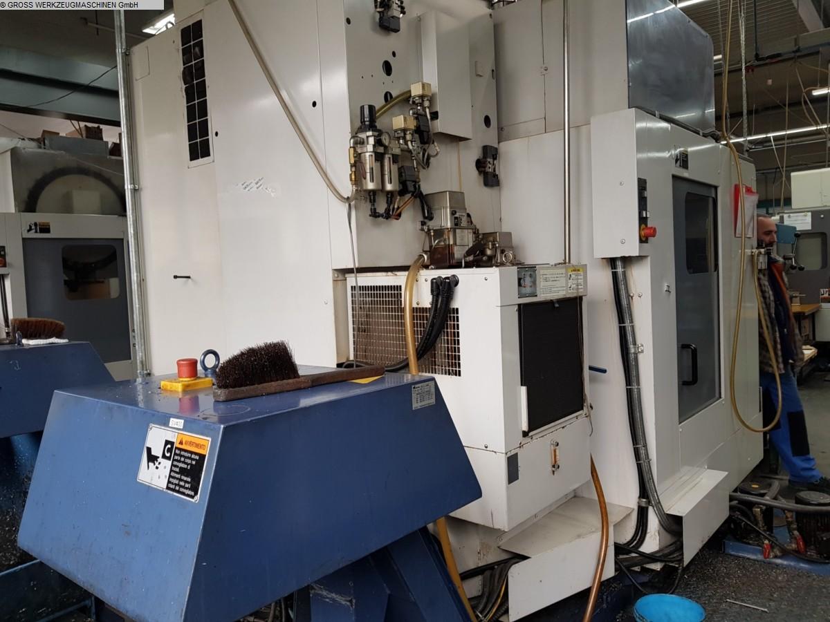 gebrauchte Maschine Bearbeitungszentrum - Vertikal MORI SEIKI SV - 400 APC