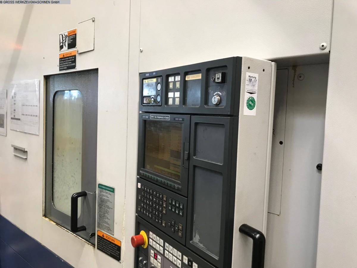 milling machining centers - vertical MORI SEIKI GV 503 / APC