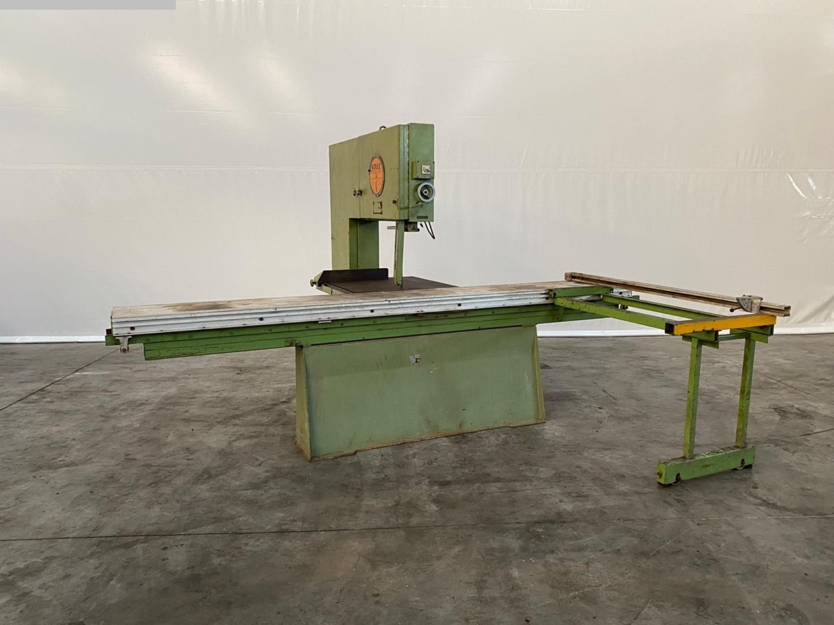 used Saws Band Saw - Vertical Kolle S1105