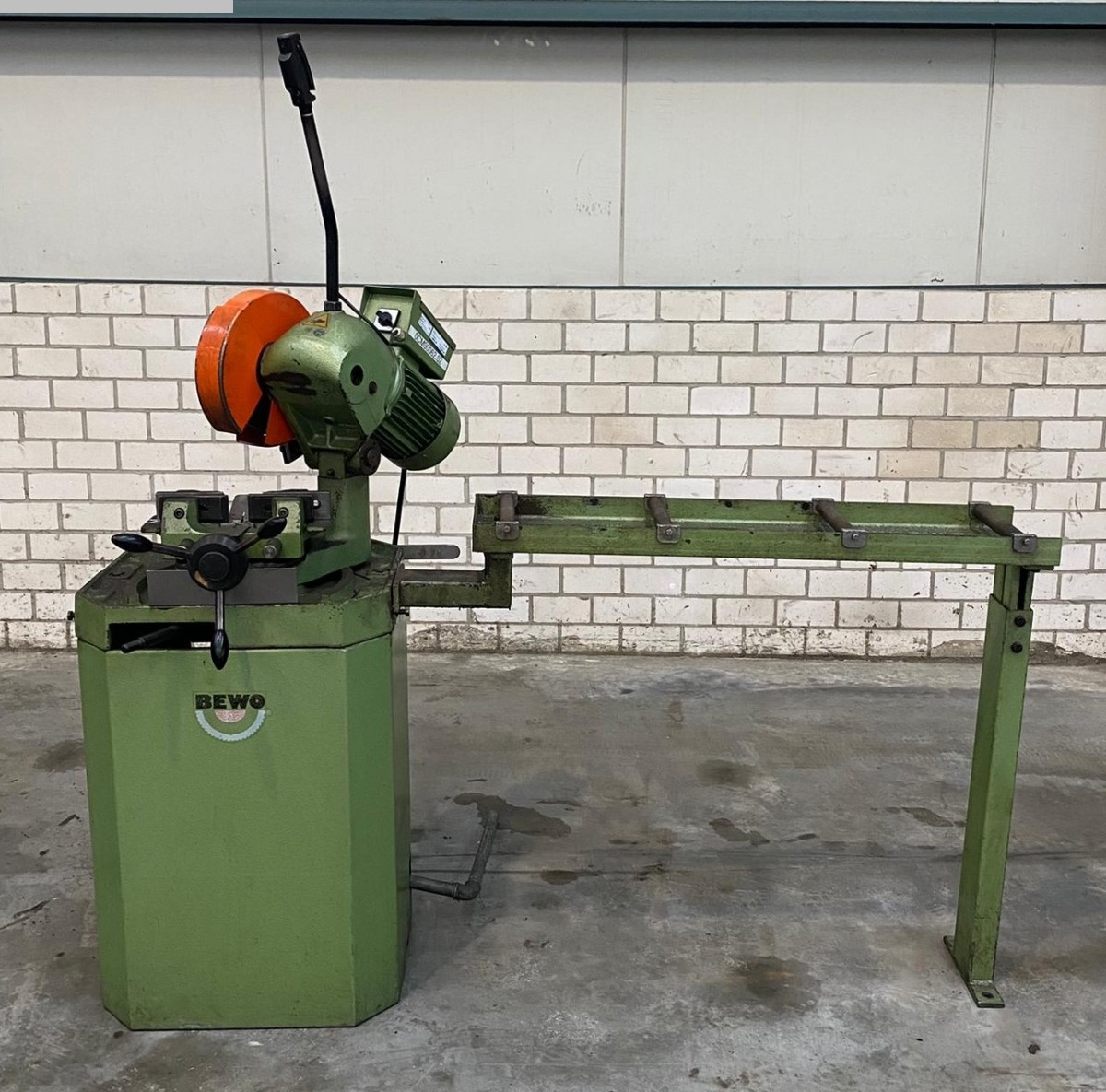 used Saws Cold Circular Saw Bewo CPO 250 LT