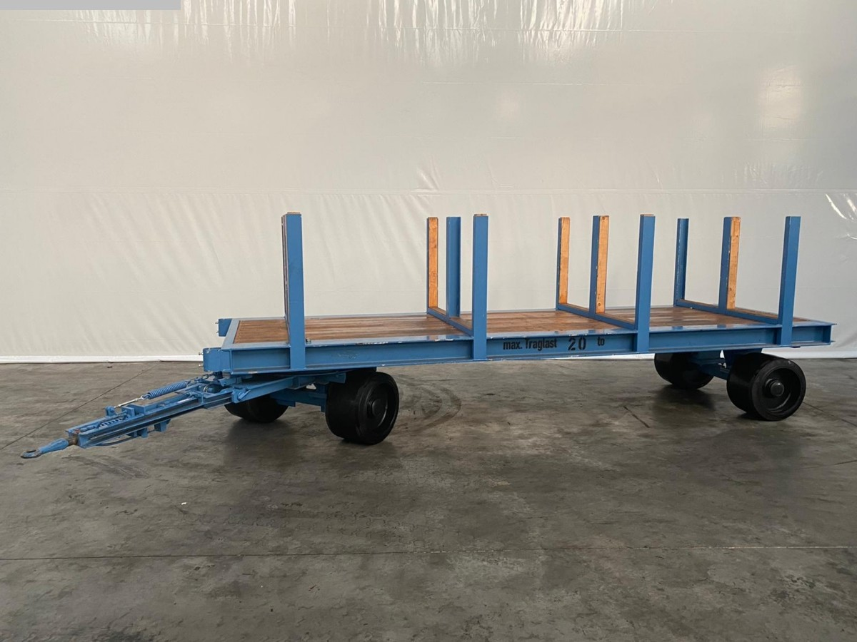 used Other attachments Heavy Goods Trailer DSL