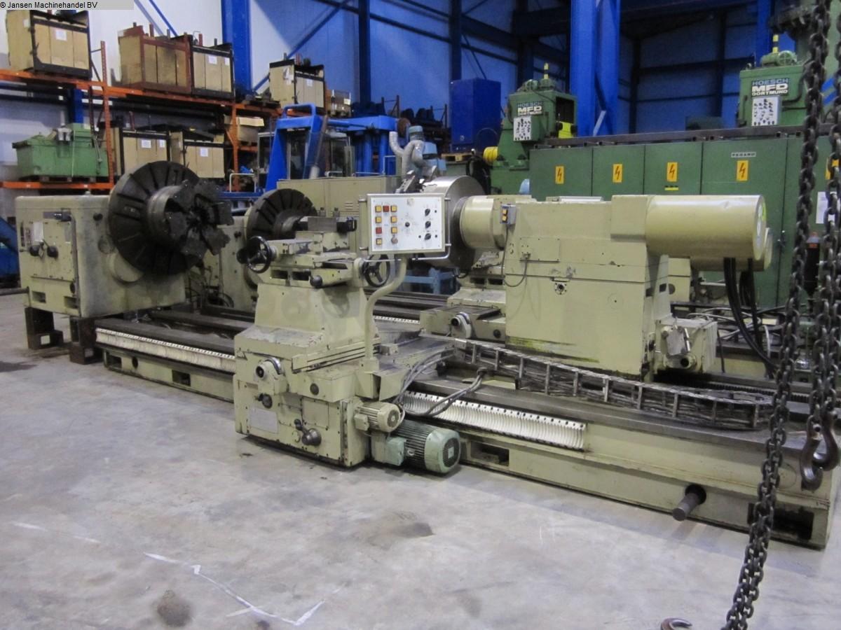 gebrauchte  Drehmaschine-konventionell-elektronisch WMW Niles DPS1400...DPS1800/1