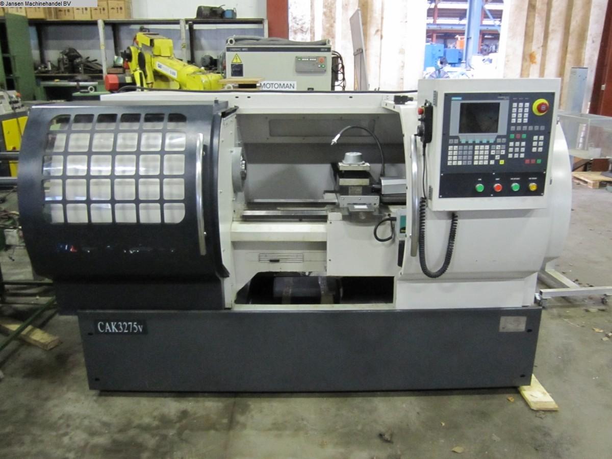 used  CNC Lathe HMTCL CAK3275V
