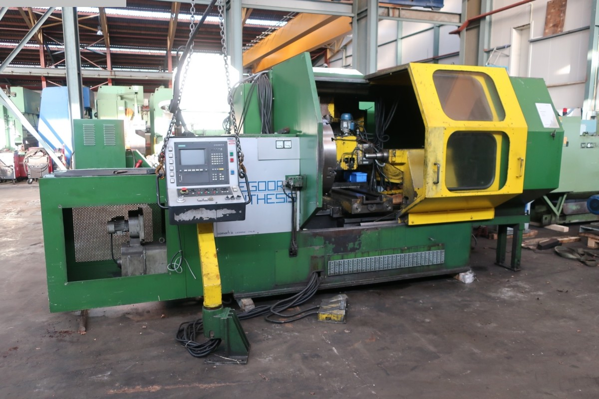 used  CNC Lathe Legoor Synthesis