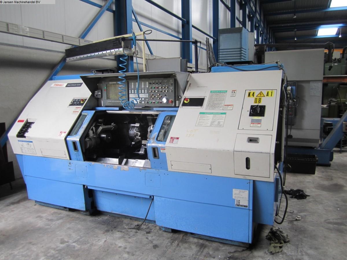 used  CNC Lathe Mazak Multiplex 620