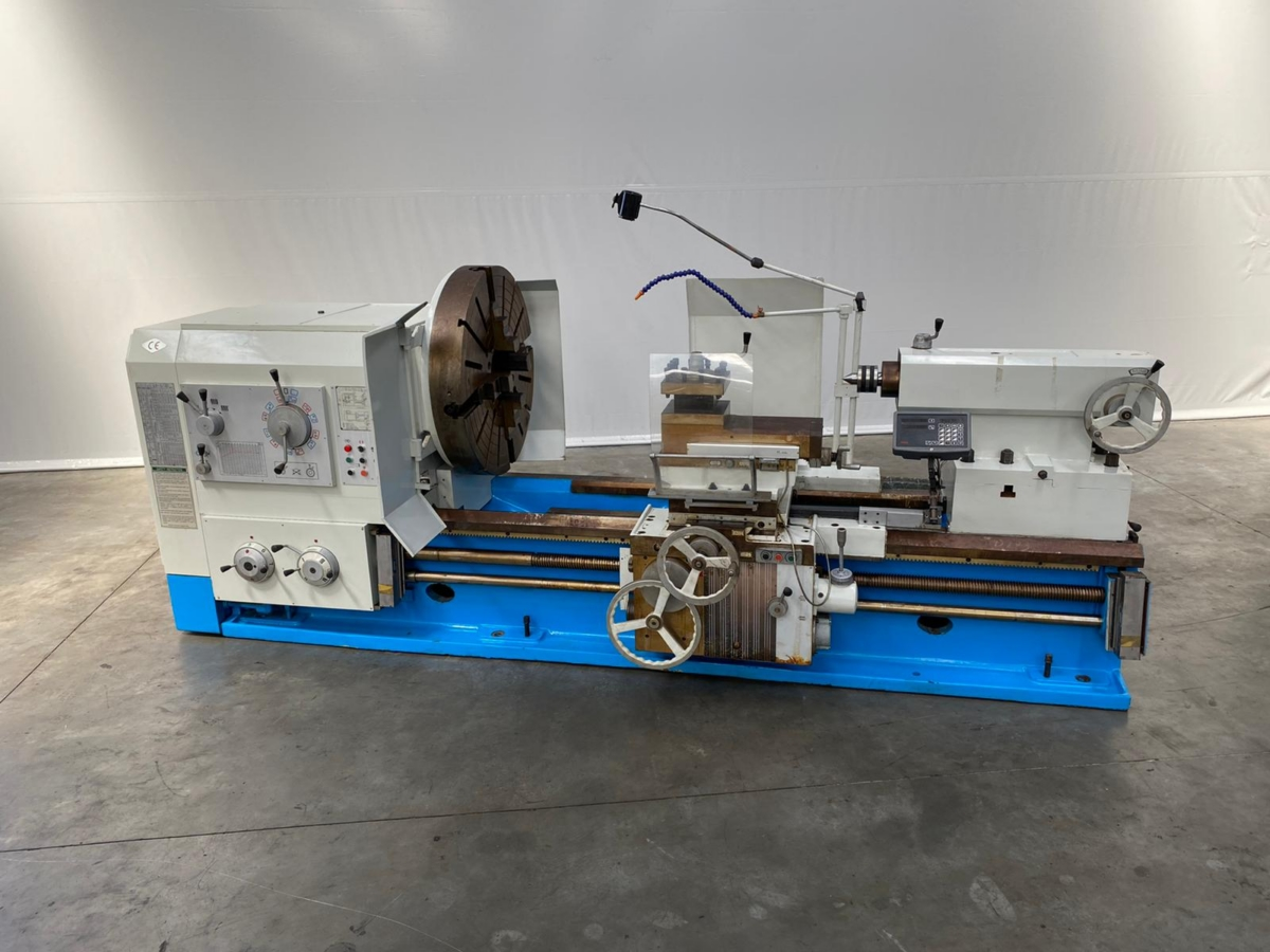 used  Facing and Centering Lathe JMTCL CW61125B