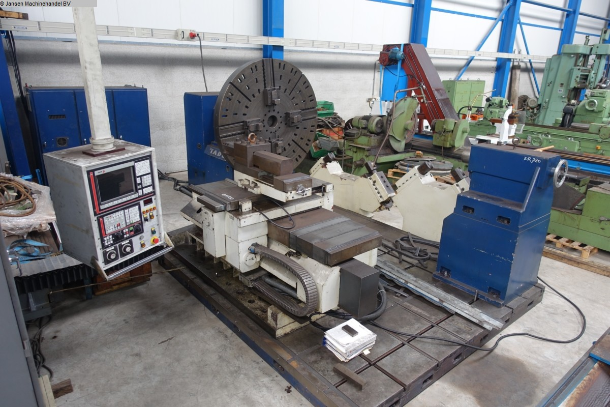 used  Facing and Centering Lathe Tadu