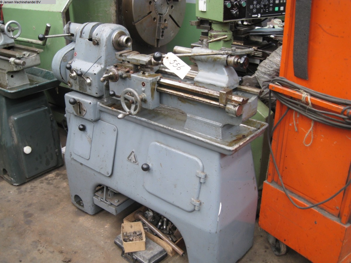 used  lathe-conventional-electronic A.I. Draaibanken