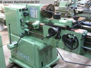 used  lathe-conventional-electronic Cazeneuve HB