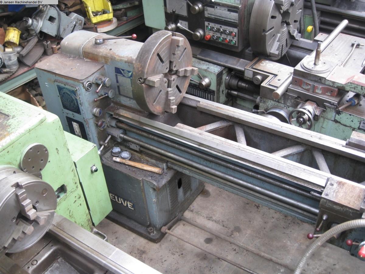 used  lathe-conventional-electronic Cazeneuve HB 575