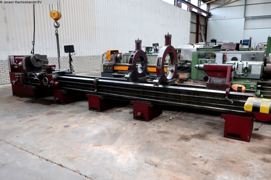 used  lathe-conventional-electronic Geminis GE870
